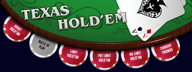 Texas Hold Em Rules of Play